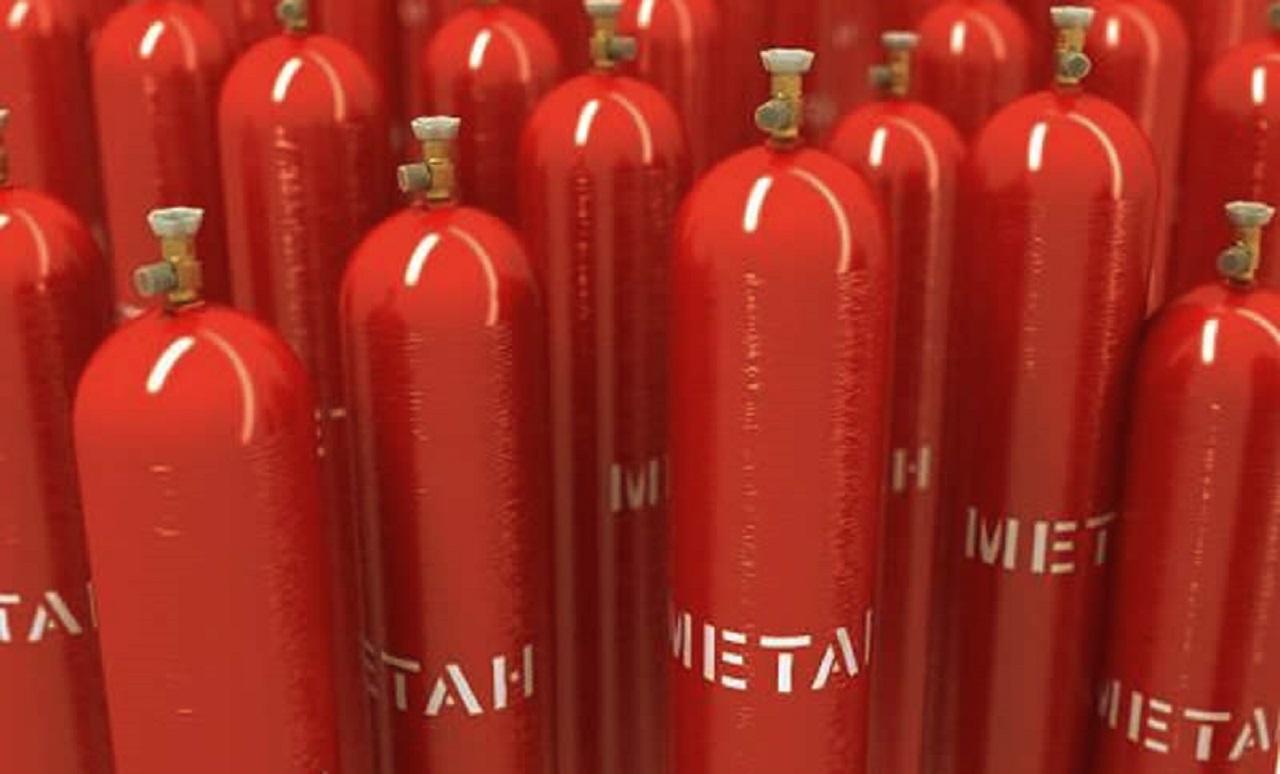 баллоны с метаном